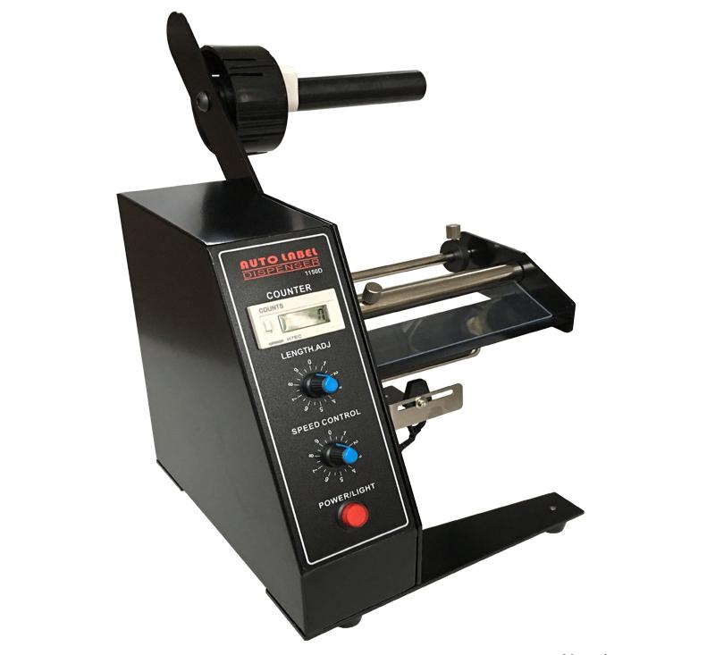 Máy bóc tách tem nhãn tự động 1150D FUMA Giá rẻ nhưng lại năng suất rất cao!