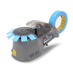 Máy cắt băng keo đĩa xoay cảm biến toàn tự động RT-3700 HONGJIN Hàn Quốc