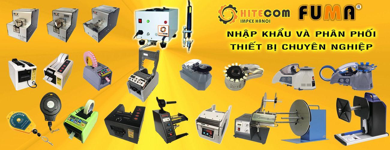 Nhà nhập khẩu và phân phối máy cắt băng keo tự động FUMA chính hãng tại Việt Nam