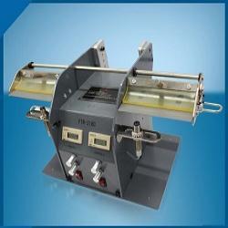 Máy bóc tách tem nhãn tự động cuộn đôi khổ lớn FTR-218C-180mm FUMA