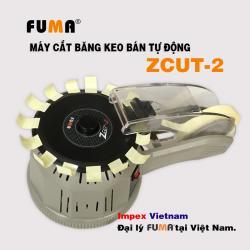 Sơ lược về băng keo và máy FUMA dùng để cắt băng keo băng dính tự động