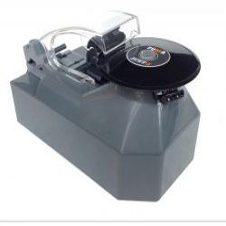 Máy cắt băng keo tự động ZCUT-5 đĩa xoay cảm biến tự thiết lập số lượng băng keo