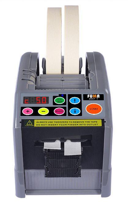 máy cắt băng keo tự động