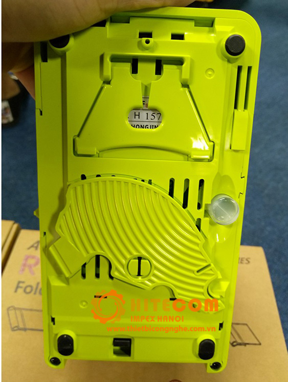 hongjin-auto-folding-dispenser-may-cat-gap-mep-bang-keo-rt9000f-hongjin