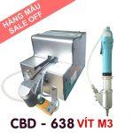Máy cáp vít tự động nhả vít bằng điện vít M3 CBD-638